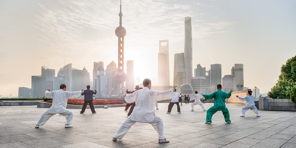 Tai Chi FORMS - August