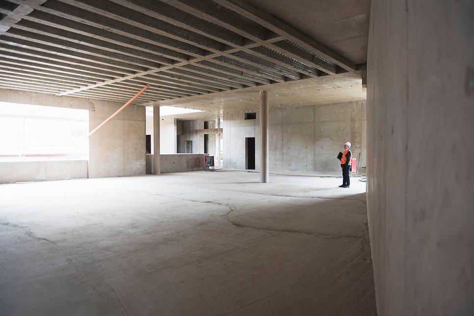 Unispan USA Building Under Construction