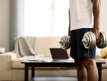 5 Ways to Make an Exercise Harder Without Buying Heavier Dumbbells