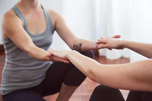 30-Minute Session  (PT/Yoga/Coaching/Reiki)