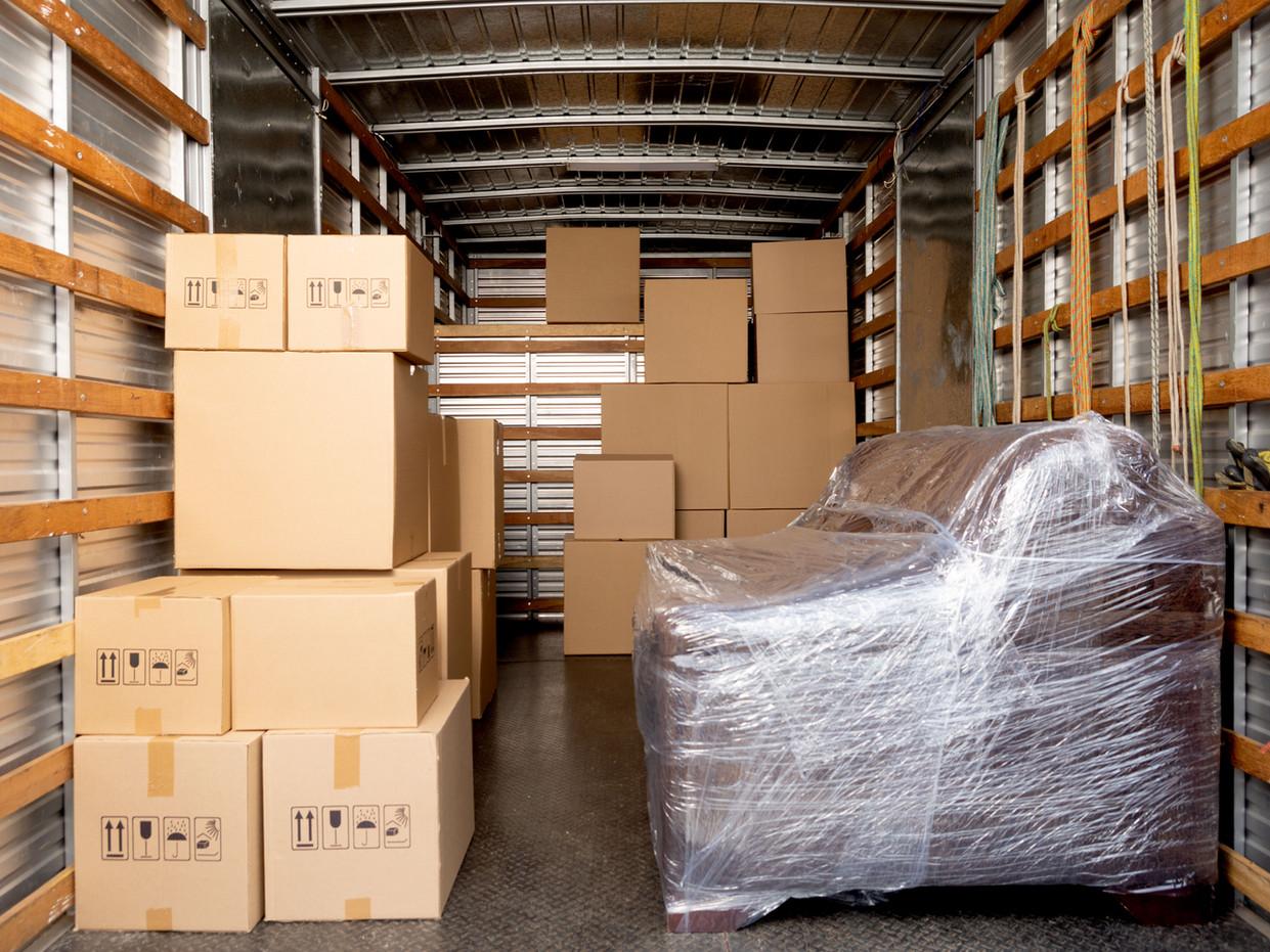 Moving & Storage