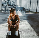 Descansando entre exercícios