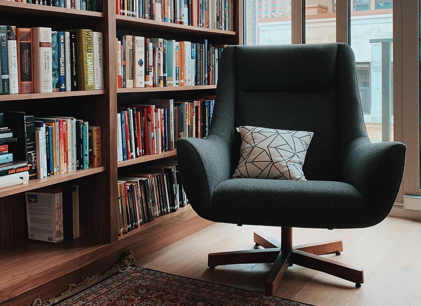 Wohnbibliothek