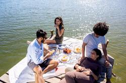 Picknick für Paare