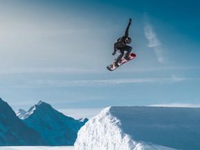 Dalmeny snowboarder breaks halfpipe world record