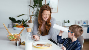 Transitioning from a working mom to a stay-at-home mom