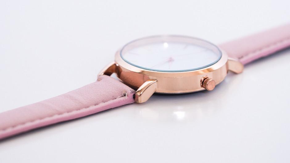 Relógio, aquele acessório clássico e indispensável