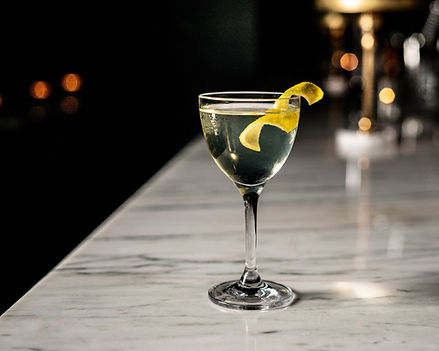 NOTES FROM A DIRTY, SHAKEN MARTINI