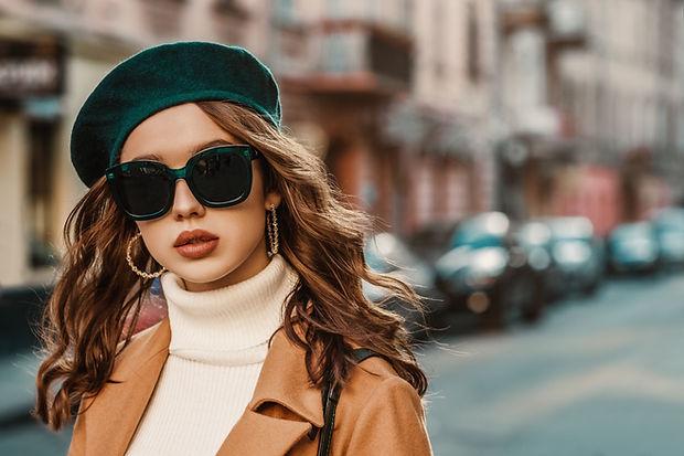 Mujer de moda