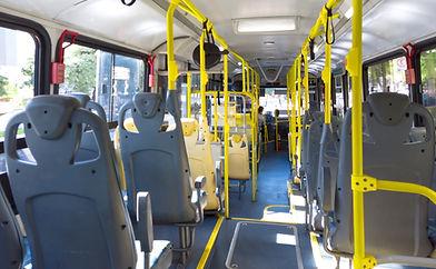 Ônibus vazio