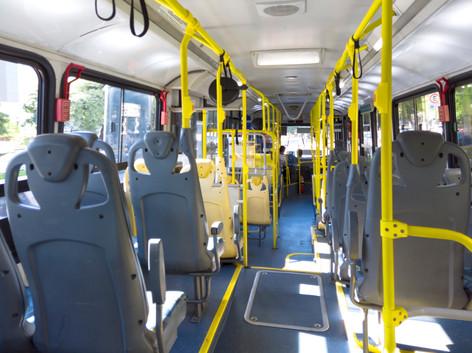 Bus vacio