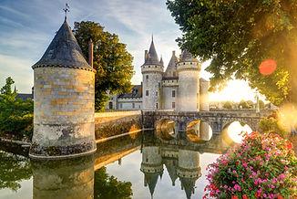 Château français entreprise