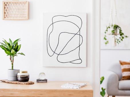 Quadros decorativos: Como usar em casa