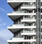 Edifício de apartamentos de vários andares