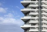 Multi Storey Apartment Building