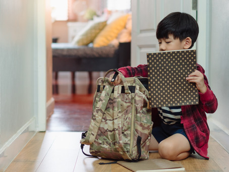 Dealing with Back to School COVID-19 Anxiety