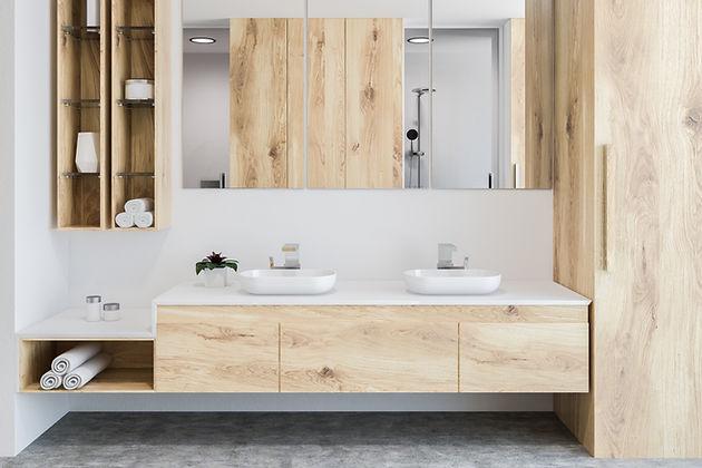 Çift lavabo