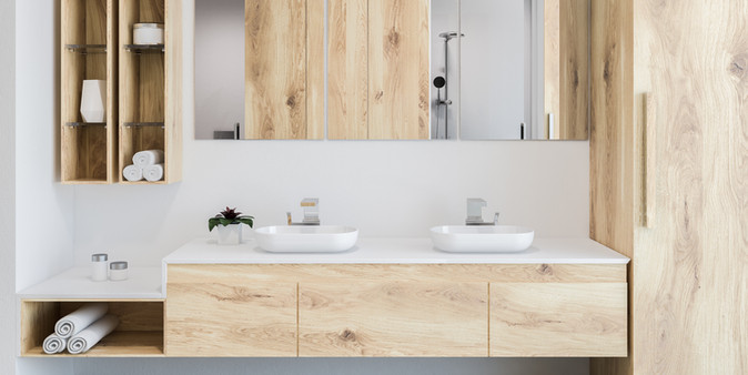 Bathroom Cabinets Refacing PRJ 04