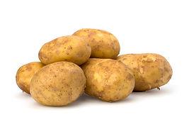 White vs Sweet Potatoes