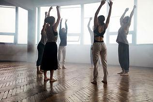 Danse de groupe
