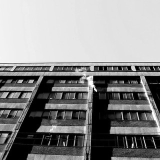 Gammal byggnad Facade