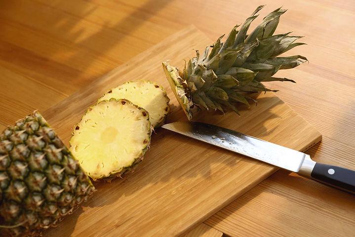 Slices Pineapple