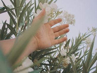 tendre la main