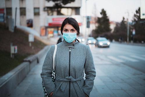 ASTM Surgical Masks Level 3 (1,000 count)