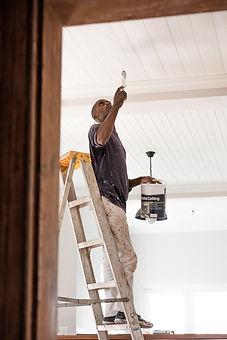Pintura de techo