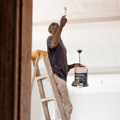 Painting Ceiling