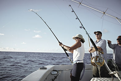 Fishing on Hilton Head Island