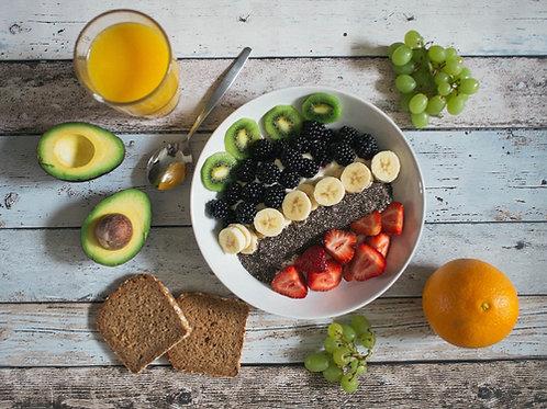 L'alimentation saine pour toute la famille