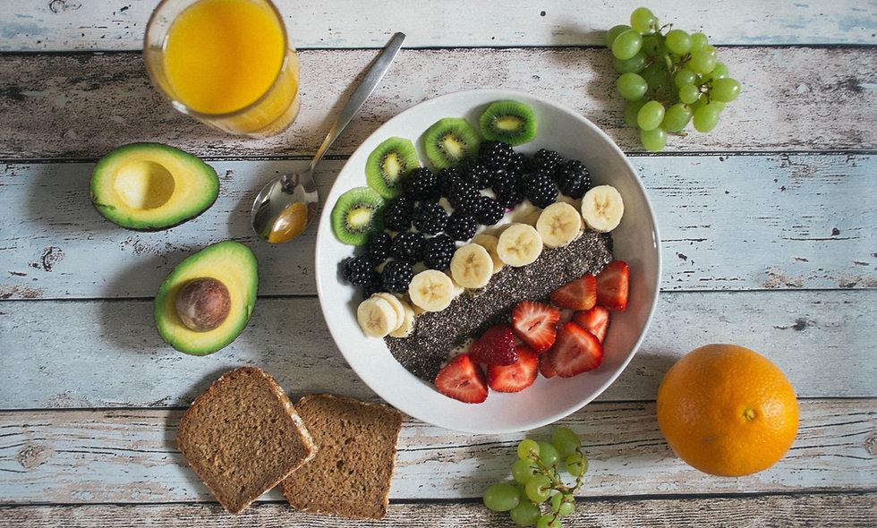 Rééquilibrage alimentaire 1700kcal