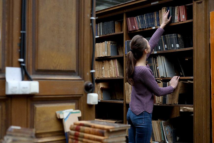 À la recherche d'un livre