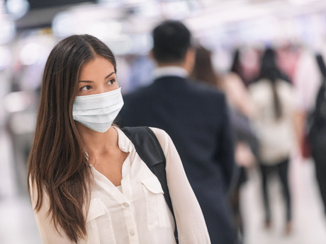 Face Masks Now Mandatory Statewide
