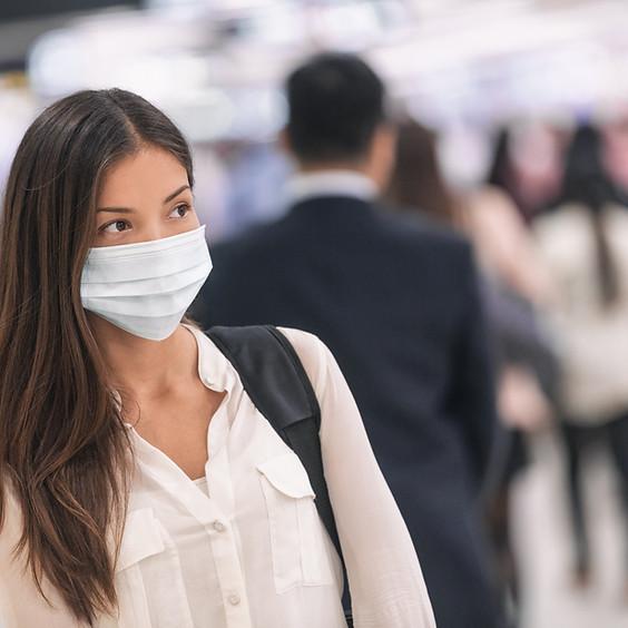 3/22 20:00-21:00アレルギー(花粉症など)はなぜ起こる? アレルギーケアに役立つオイル
