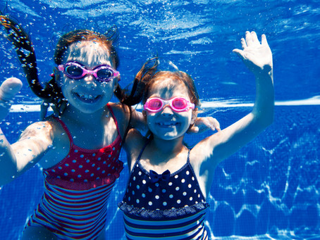 Swimming Could Cheer Up Britain – Official Study Reveals