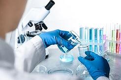 Experiências de laboratório