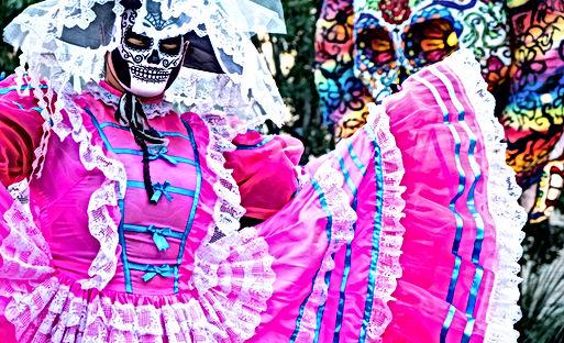 Desfile del Día de los Muertos