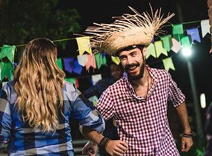 Festive Dancing