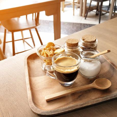 Café Sem Açúcar?