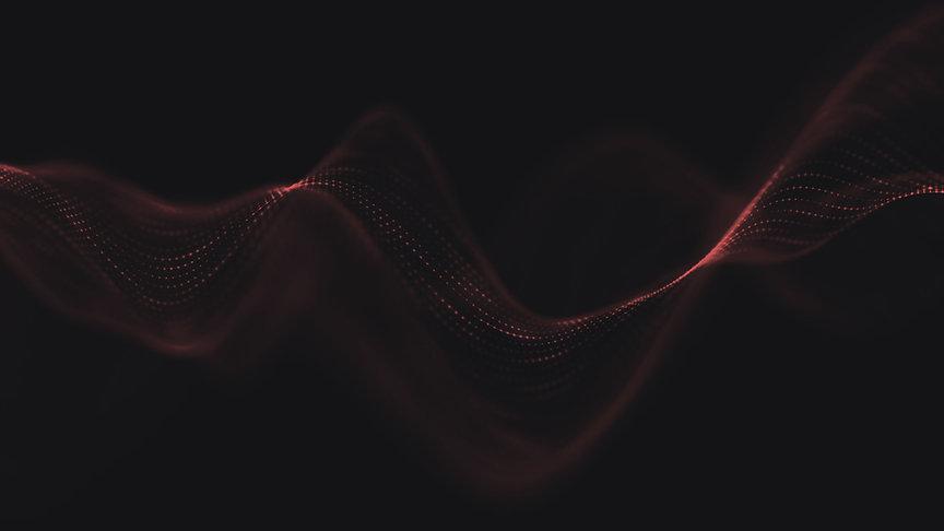 Welliger abstrakter Hintergrund