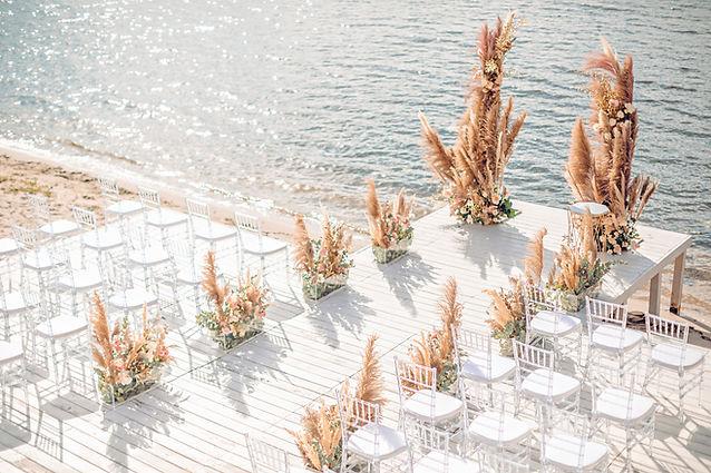 mariage de plage
