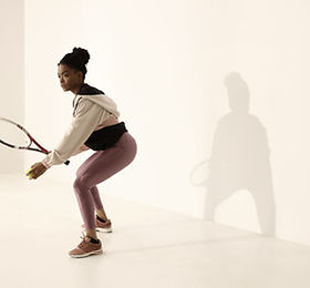 Joueur de squash