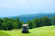 Kart de golf
