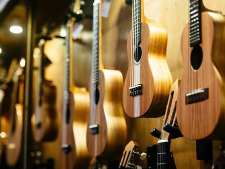 O que faz a música – e o violão