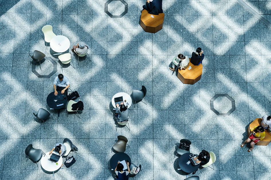 Spazio di lavoro pubblico