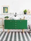 Cabinet vert