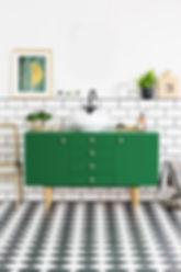 Зеленый кабинет