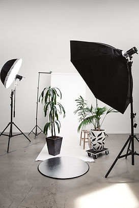 Studio de photographie professionnelle